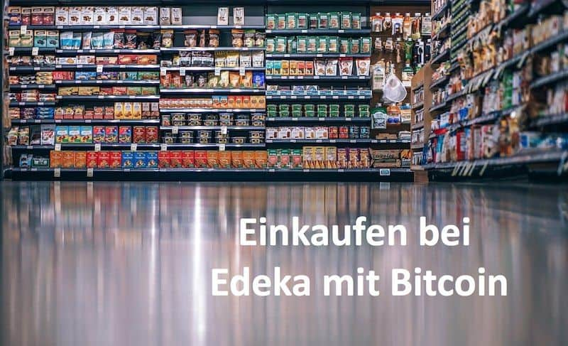 Gang im Supermarkt