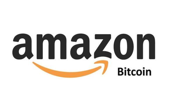 Amazon & Bitcoin Symbol
