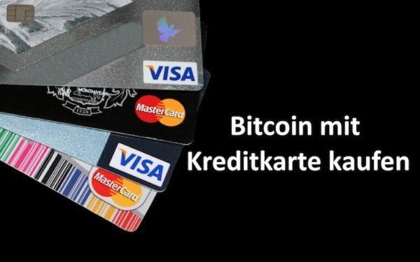 Visa und Mastercard auf schwarzem Grund