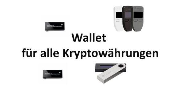 Krypto Wallet