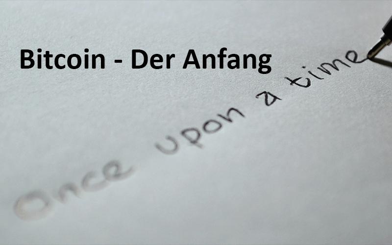 """""""Once upon a time"""" auf weißem Blatt geschrieben"""