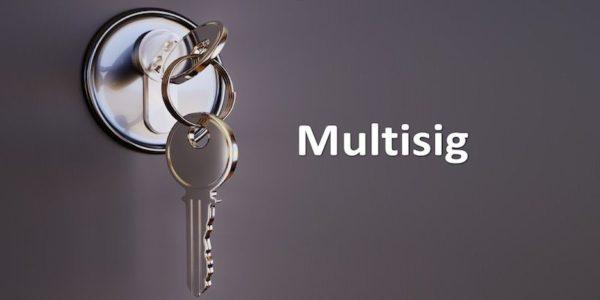2 Schlüssel als doppelte Absicherung