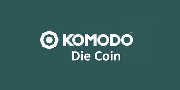Logo der Komodo Coin