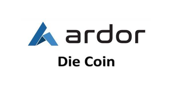 Logo der Ardor Coin