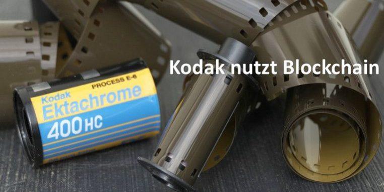 Kodak Filmrolle