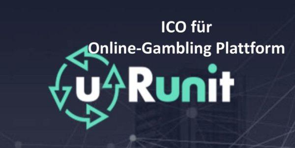 U Run It Logo