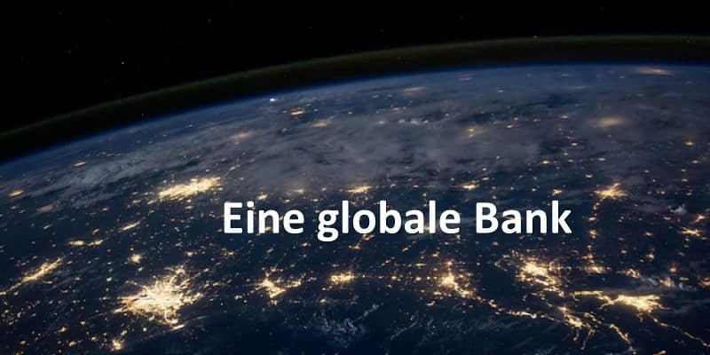 Die Erde aus Sicht des Weltraums