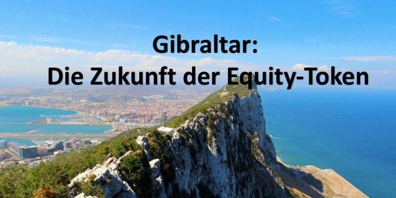 Foto über Gibraltar