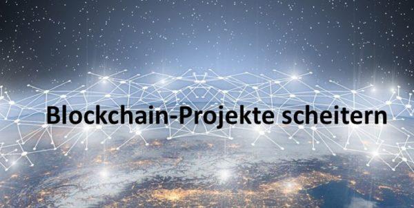 Blockchain-Netzwerk der Erde