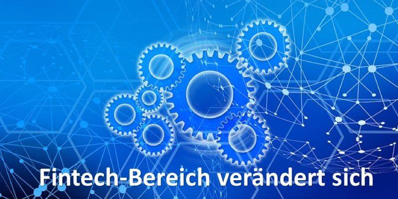 Netzwerk Symbolik und Zahnräder auf blauem Hintergrund