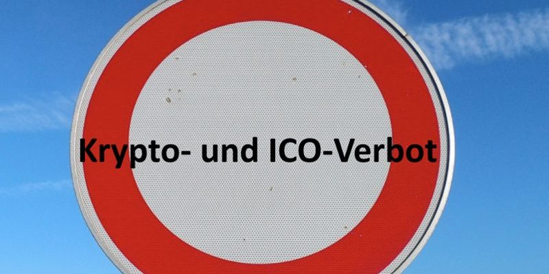 Verbots-Schild