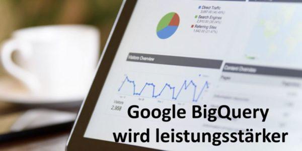 Google Analyse-Tool auf Bildschirm