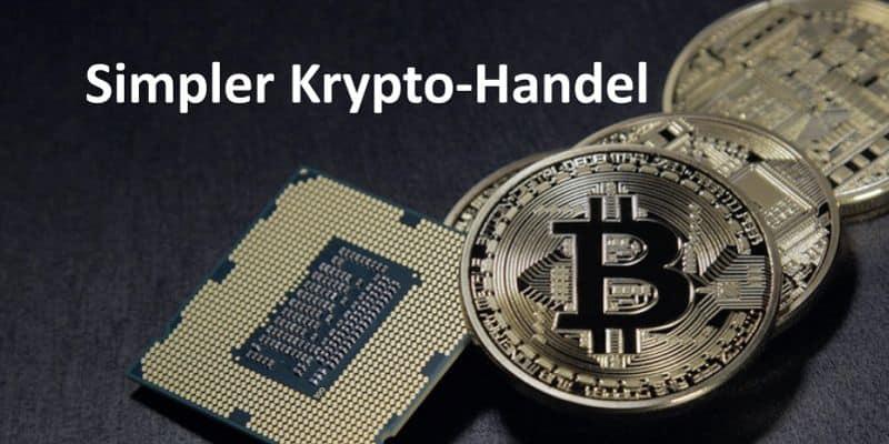 Kryptowährung-Coins