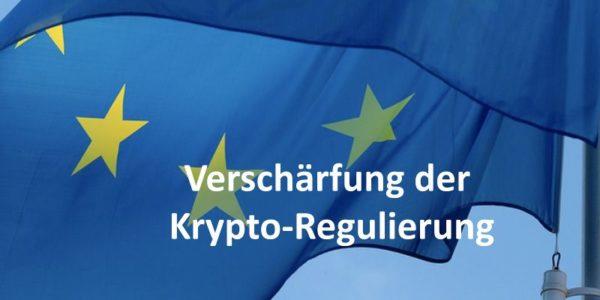 Die Flagge der EU