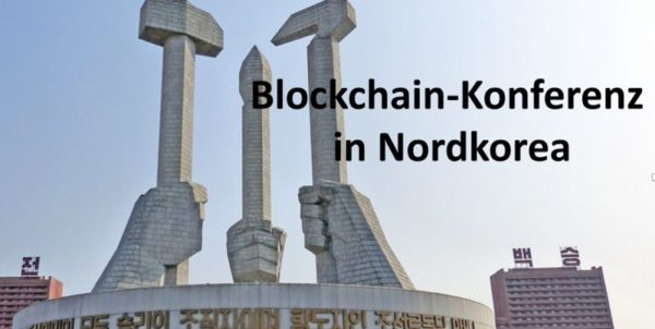 Monument in Nordkorea