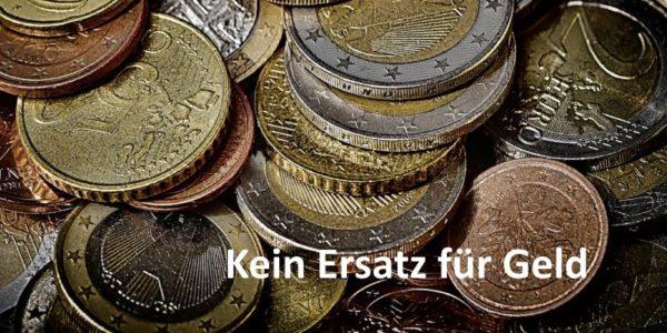 Verschiedene Euro-Münzen