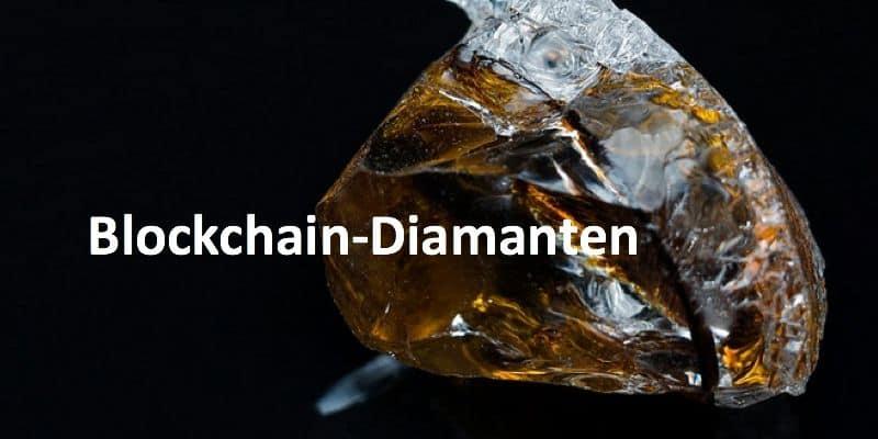 Ein Diamant