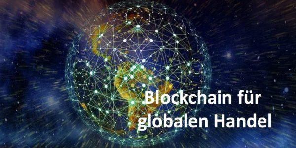 Ein digitales Netzwerk über der Erde