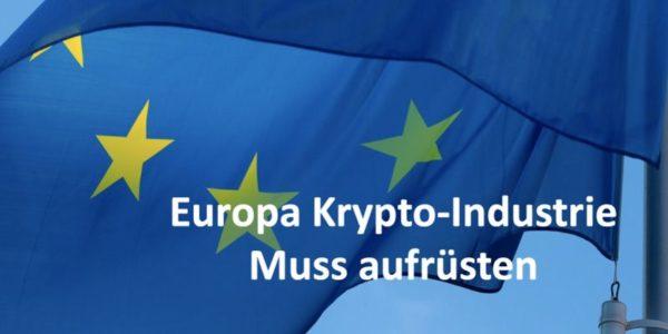 Die europöische Flagge