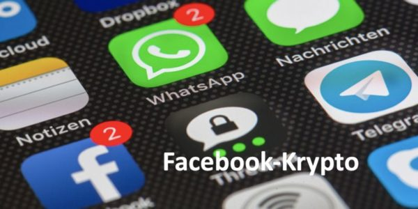 App-Dienste auf Smartphonebildschirm