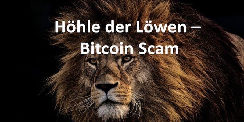 Höhle der Löwen Scam