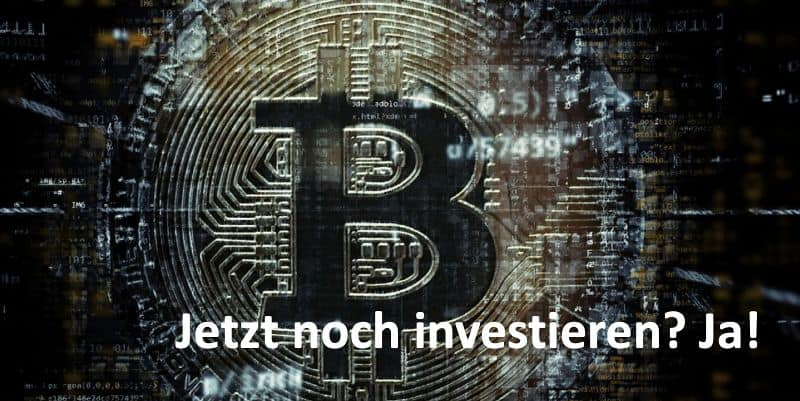 Bitcoin-Münze