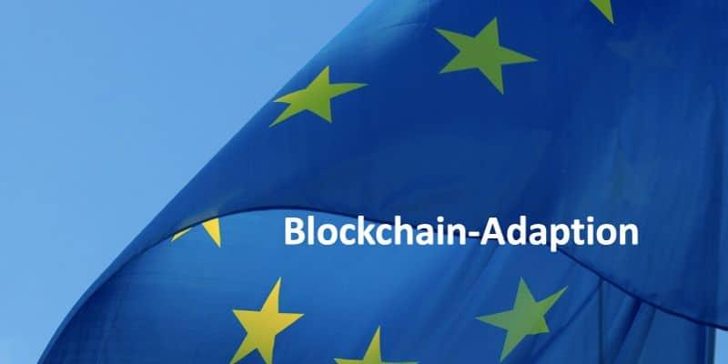 Flagge der EU